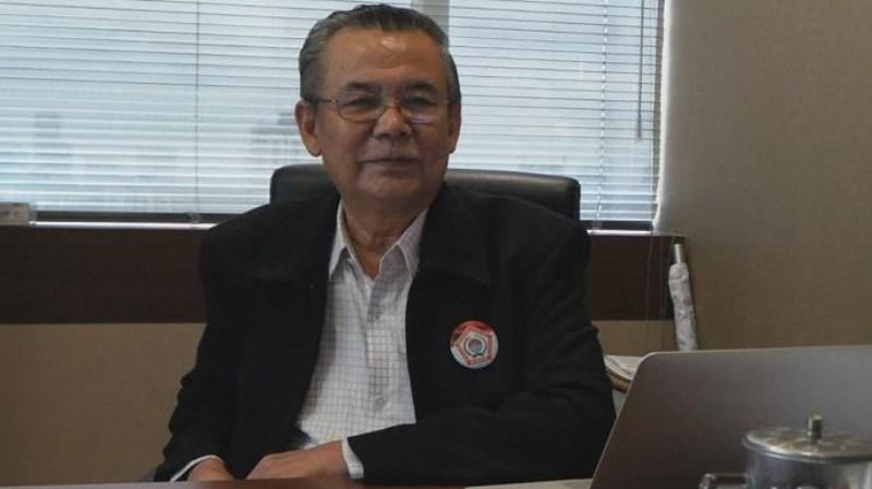 Ketua Satgas Dana Desa Baru Bibit Samad Rianto Jaring Komunikasi di WAG KOMPASS 03
