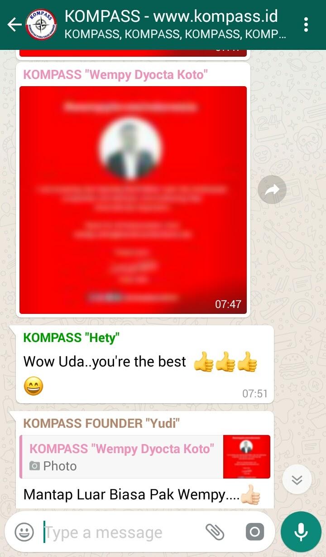 Pendanaan Startup dan UKM Indonesia 10 Milyar dari Wempy Dyocta Koto 03