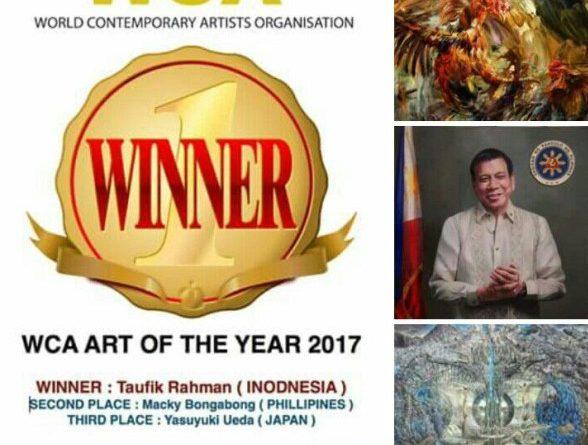 Putra Daerah Sumenep Mendapatkan Penghargaan WCA
