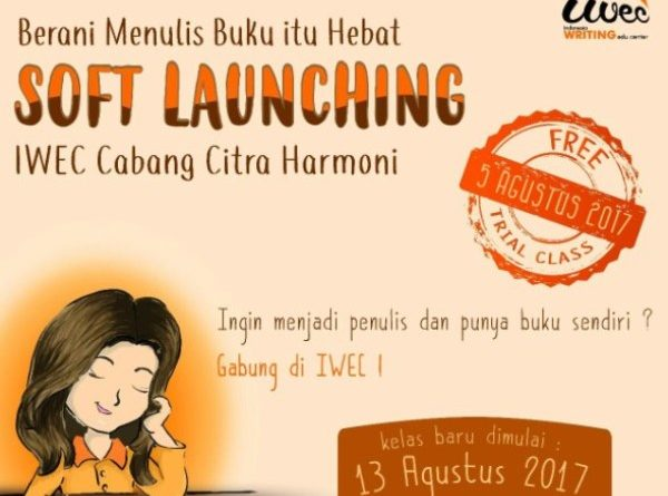 Soft Launching IWEC Cabang Citra Harmoni Sidoarjo