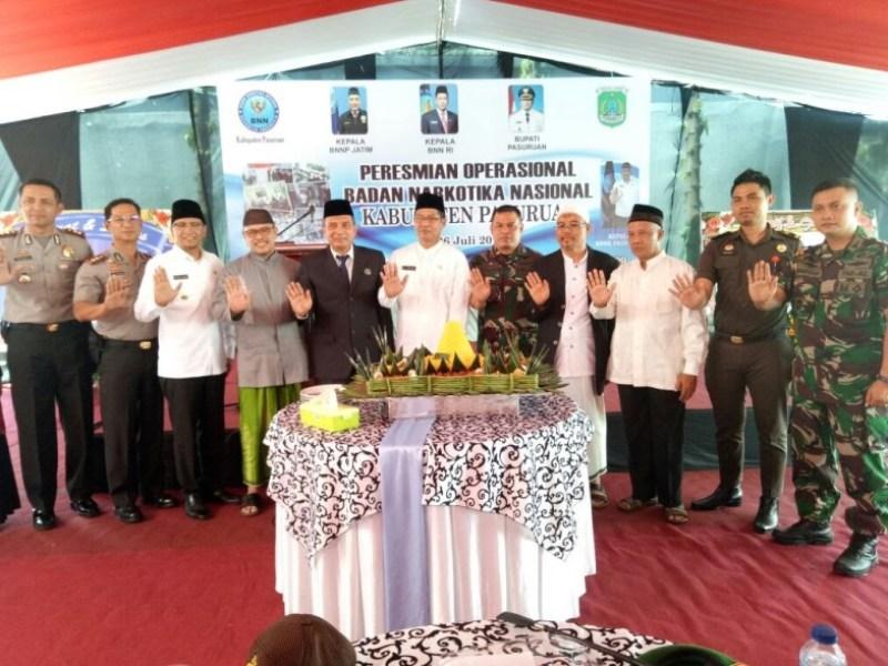 Ucapan Selamat Kompasser Atas Peresmian Operasional BNNK Pasuruan 04
