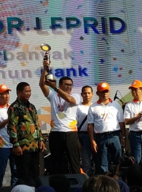Ucapan Selamat Kompasser Untuk LEPRID Memberikan Penghargaan Ke Bank BNI 03