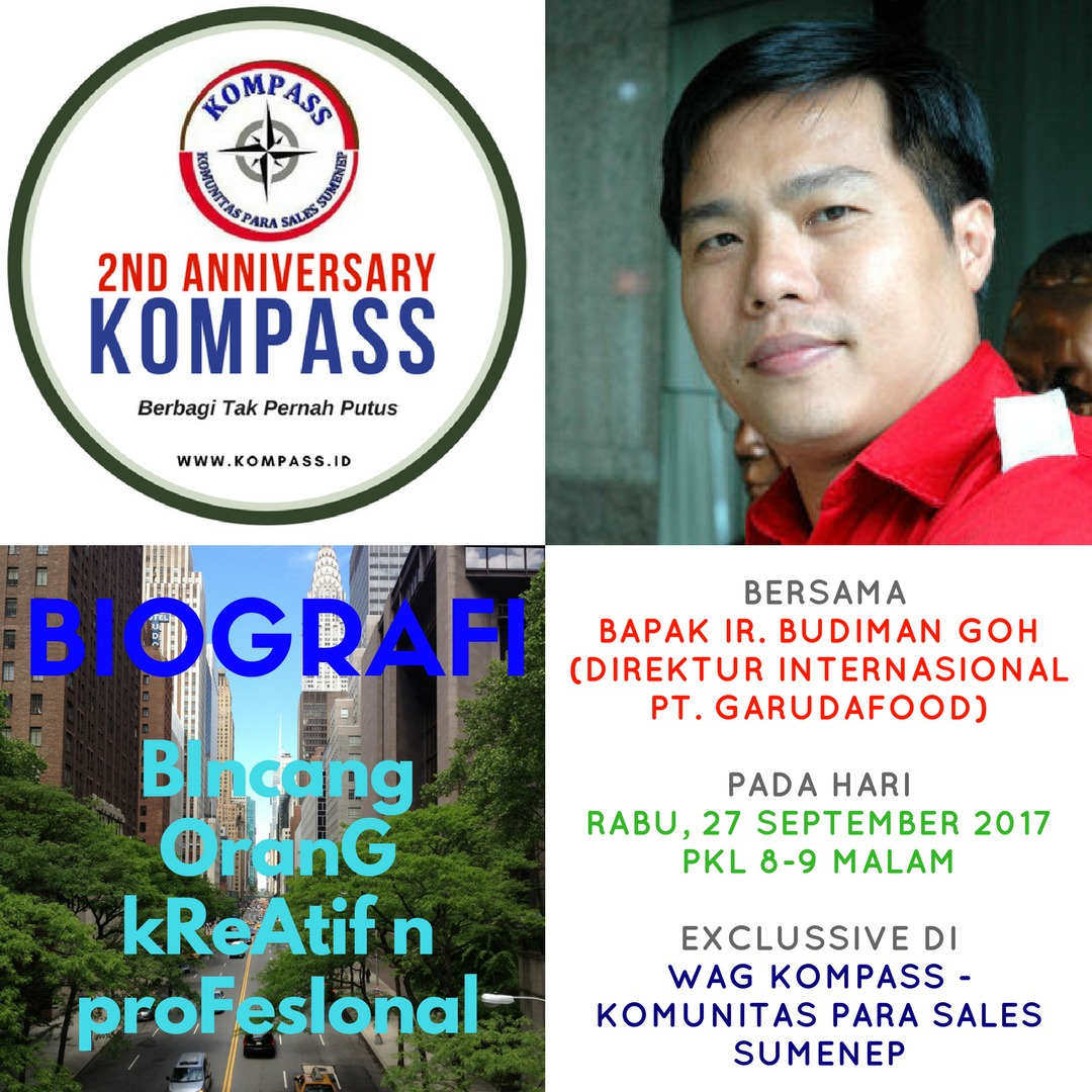 Program Biografi Kompass 27 September 2017