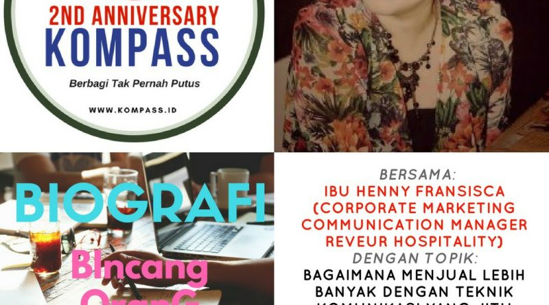 Program Biografi Kompass 11 Oktober 2017