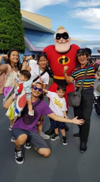 Kak Seto Pemerhati Anak Indonesia Bersama Keluarga di Jepang