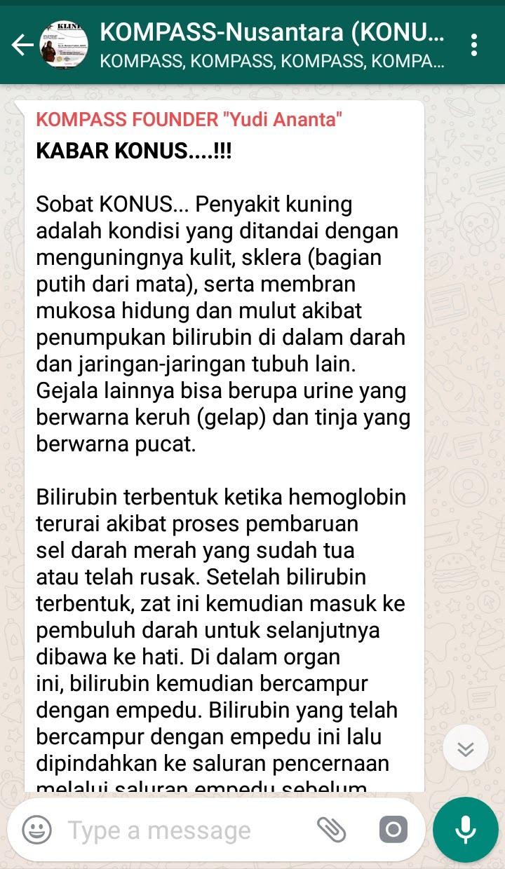 Penyampaian Program Klinik Komunitas Para Sales Super Nusantara 30 Agustus 2018 oleh Founder Yudi Ananta