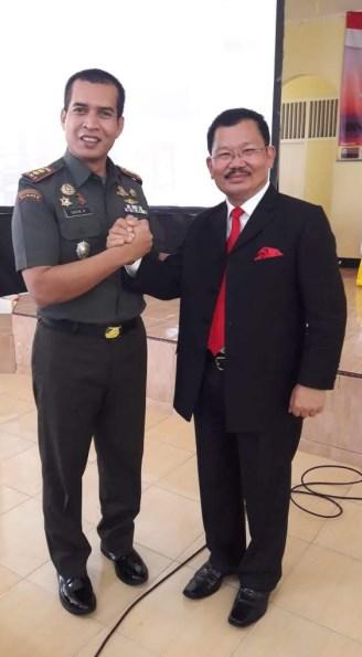 Pakar ETOS Kerja Indonesia Mr Spirit Saut Sitompul
