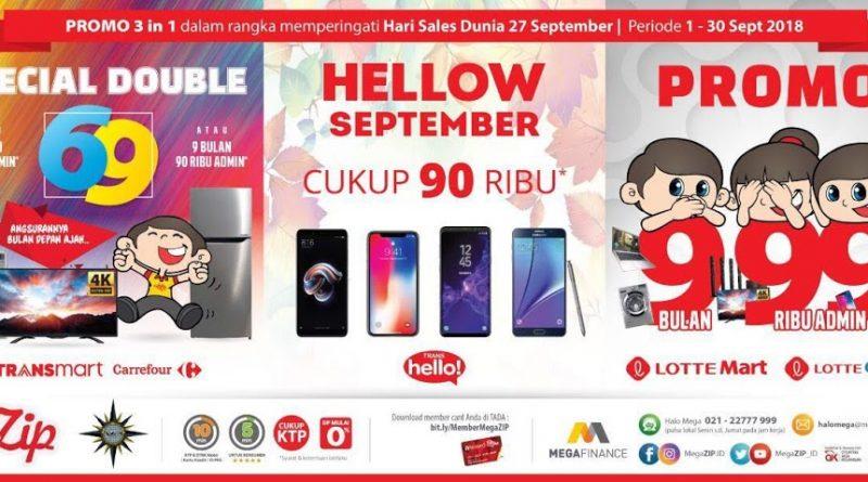 Promo Hari SALES Dunia 27 September