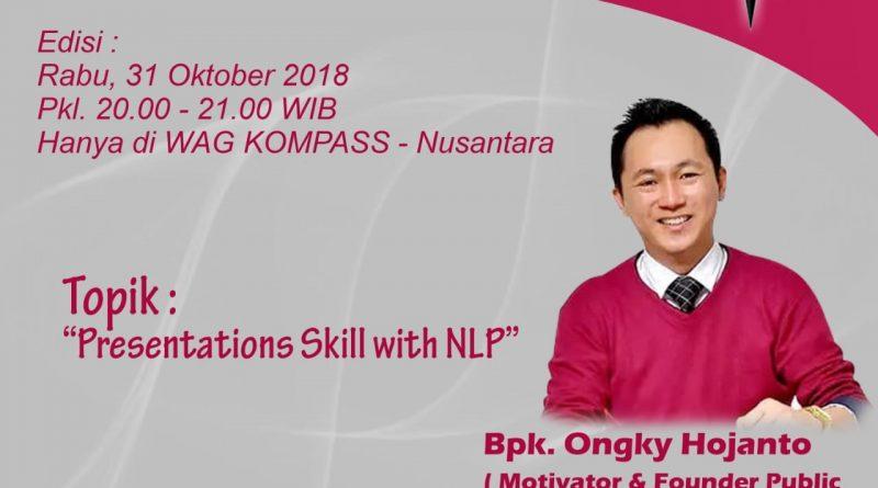 Program Biografi KOMPASS Nusantara 31 Oktober 2018