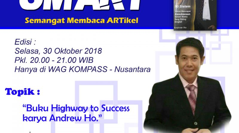 Program SMART KOMPASS Nusantara 30 Oktober 2018