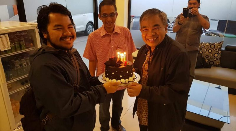 Kejutan Ulang Tahun ke-49, Terima Kasih Ero dan Semuanya