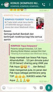 Komentar Muhammad Idham Azhari KONUS Digital Markeing 30 Januari 2019