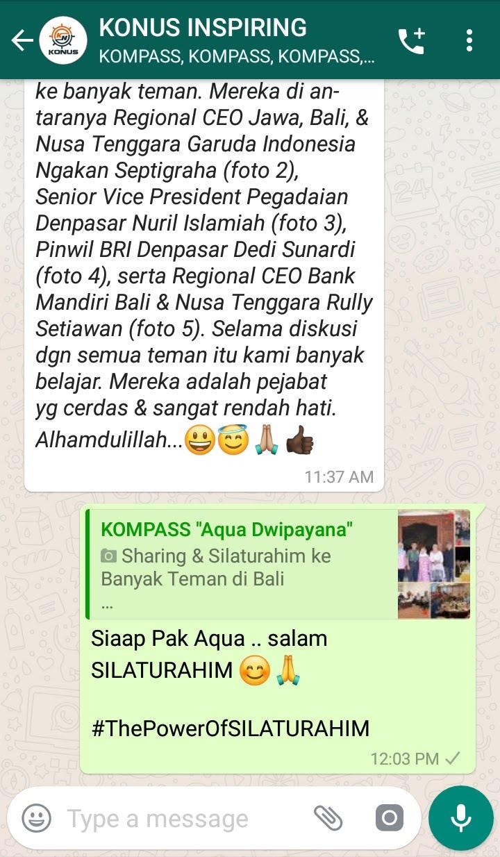 Komentar Muhammad Idham Azhari KONUS Digital Marketing 27 Februari 2019