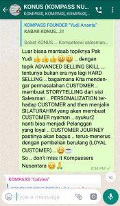 Komentar Program Biografi KOMPASS Nusantara 20 Februari 2019 oleh KONUS Digital Marketing Muhammad Idham Azhari