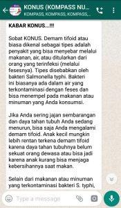Penyampaian Program KLINIK KOMPASS Nusantara 28 Februari 2019 oleh Founder Yudi Ananta