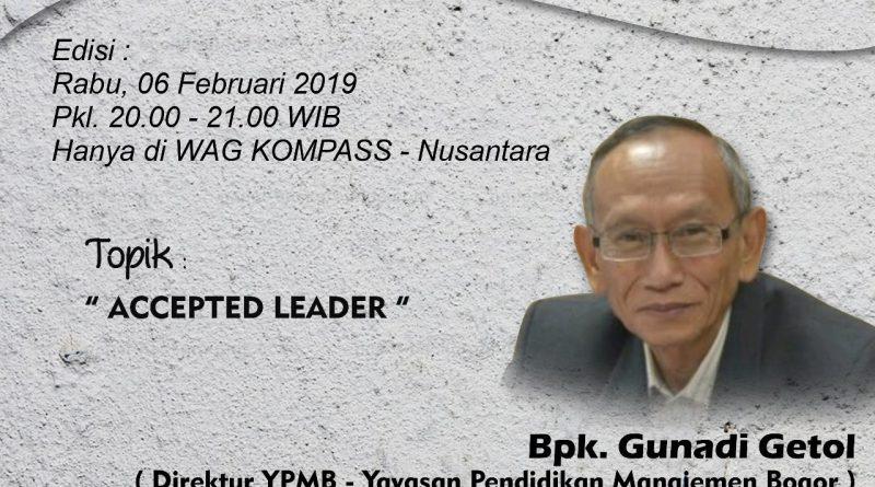 Program Biografi KOMPASS Nusantara 6 Februari 2019