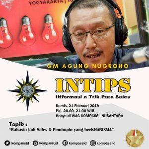 Program INTIPS KOMPASS Nusantara 21 Februari 2019