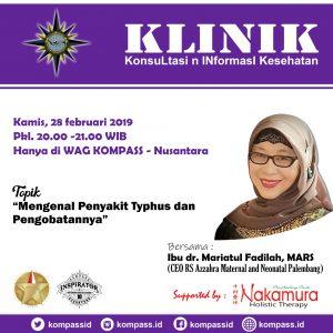 Program KLINIK Kompass Nusantara 28 Februari 2019