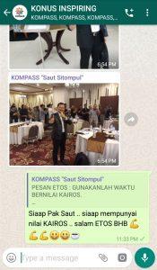 Komentar Muhammad Idham Azhari KONUS Digital Literacy 18 Maret 2018 melalui WAG KOMPASS Nusantara