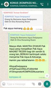 Komentar Muhammad Idham Azhari KONUS Digital Literacy 24 Maret 2019 melalui WAG KOMPASS Nusantara