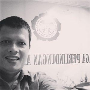 Muhammad Idham Azhari Co-founder KOMPASS Nusantara di LPAI