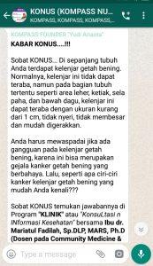 Penyampaian Program KLINIK KOMPASS Nusantara 27 Juni 2019 oleh Founder Yudi Ananta
