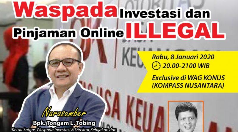 Program BIOGRAFI KOMPASS Nusantara 8 Januari 2020