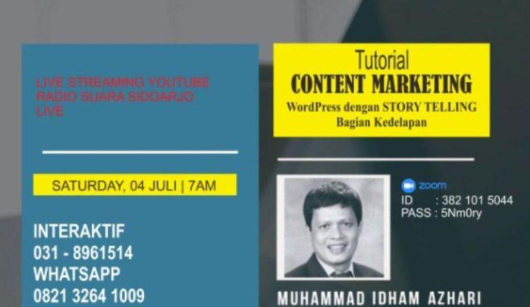 DIGITAL BUSINESS SERIES Muhammad Idham Azhari 04 Juli 2020 Edisi ke-66